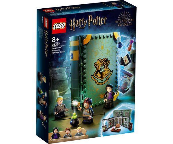 Lego Harry Potter - В Гогвортсі: урок зілляваріння (Hogwarts Moment: Potions Class, 271 дет), 8+ (76383)