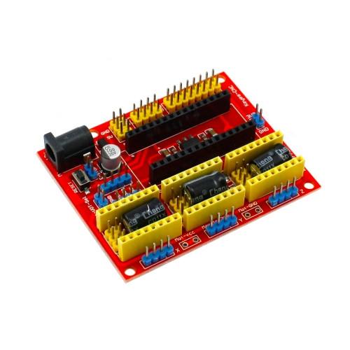 Плата расширения ЧПУ Arduino Nano CNC Shield v4.0 2000-03673