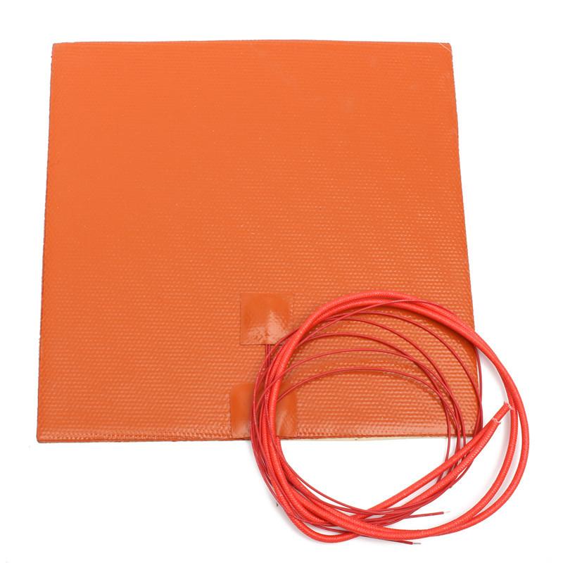 Нагреватель горячего стола 3d принтера 20 х 20 см 200 Вт 220 В 2000-04265