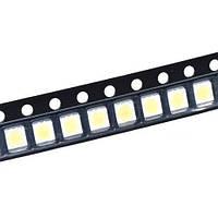 100x 5630 5730 SMD LED 3В 0.5Вт 50-55лм светодиод, белый 2000-00606