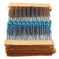 Резистор 0,25 Вт MF 1% 10 Ом - 1 МОм 600 шт 2000-01092