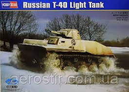 Т-40    1.35    HOBBY BOSS