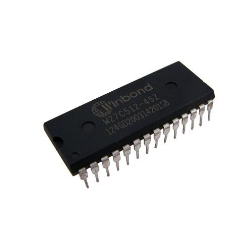 W27C512-45Z мікроконтролер Winbond 27C512 DIP28 EEPROM пам'ять 2000-00803