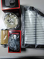 Комплект фильтров на SSANG YONG KORANDO C
