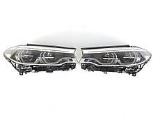 Передні фари BMW 5 Series G30 2017-2019 рік Led Adaptive 63117458961 63117458962 фарі g30
