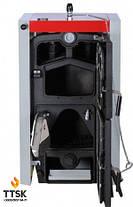 VIADRUS  U 22 C чугунный твердотопливный котел  мощность18 квт 3 секции, фото 2