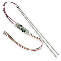 2x LED лампа подсветки монитора, контроллер, до 24 2000-03586