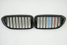 Ноздри на BMW 5 Series G30 / G31 / F90 2017-2020 год M-color