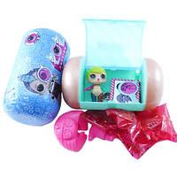 Кукла игрушка сюрприз LOL ЛОЛ в капсуле, мальчик 2000-01033