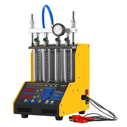 Стенд для диагностики и промывки форсунок AUTOOL CT150 ультразвуковая ванна 2104-01122