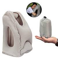 Надувная подушка для путешествий самолета обнимашка 2000-05072