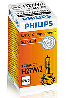 Лампа галогенна PHILIPS STANDART H27W/2 27W 12V