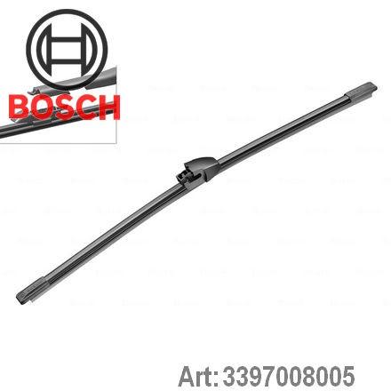 Щетка стеклоочистителя бескаркасная BOSCH Aerotwin Rear (задняя) 280мм, BMW 1 (E87, E81), MINI Clubman