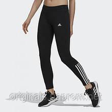Жіночі легінси спортивні Adidas Essentials 3-Stripes 7/8 GS1362 2021/2
