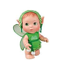 Кукла Эльф зеленый 24 см Paola Reina 02550