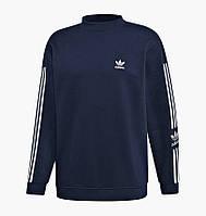 Свитшот Adidas Tech Lock Up Originals Blue ED6122