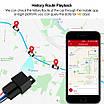GPS-трекер MV730 для отслеживания авто, мото, грузовика c блокировкой двигателя/ Трекер Анти-кражи GSMлокатор, фото 7