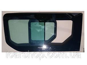 Скло Renault Traffic III/Opel Vivaro 2014- Переднє Салону Ліве Блок