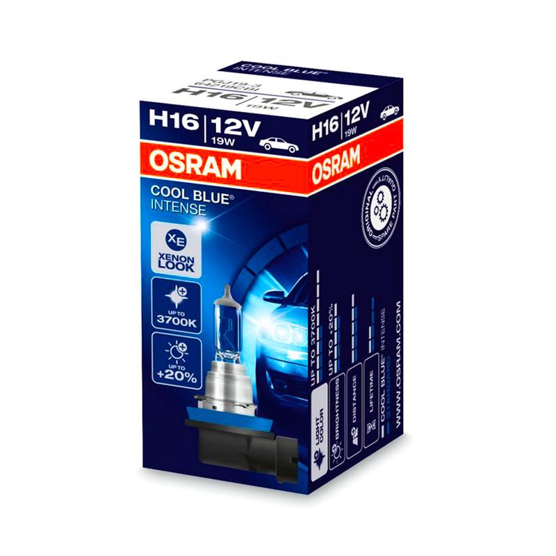 Автолампи Osram COOL BLUE INTENSE +20% H16 19W 12V (64219CBI)