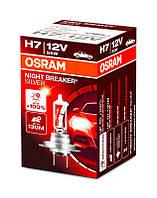 Автолампа Osram NIGHT BREAKER SILVER +100% H7 55W 12V (64210NBS), фото 1