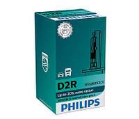 Лампа Ксенонова PHILIPS Xenon X-tremeVision Gen2 D2R 35W 85V (85126XV2C1), фото 1