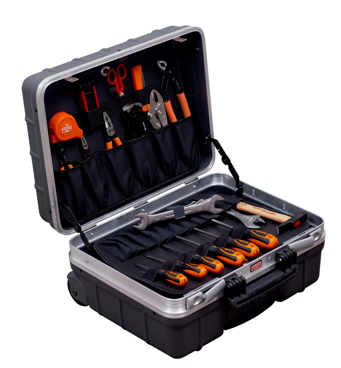 Набори інструментів 32шт, Bahco, 984010320