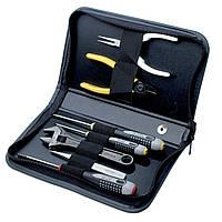 Наборы инструментов с контейнером, High quality service kit. Pliers, screwdrivers, Bahco, 9848