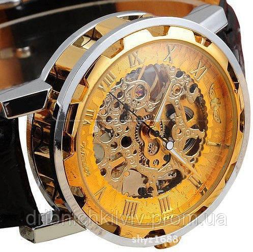 Мужские часы Winner ― это всегда стильно