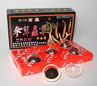 """Китайские шарики""""Хуэй Чжун Дан"""" препарат для повышения потенции - 5 шт"""
