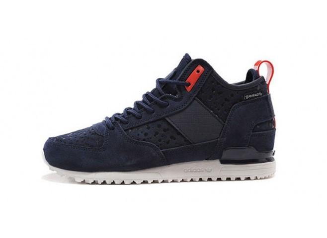 Мужские кроссовки Adidas Originals Military Trail Runner blue - Интернет  магазин обуви Shoes-Mania в 5dc417c76851c