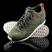 Мужские кроссовки Adidas Originals Military Trail Runner green 3821946072946
