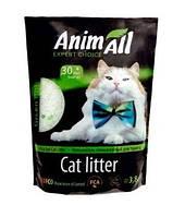 Наполнитель силикагелевый для кошачьего туалета Animall Green Hill (Энимал Грин Хилл) ЗЕЛЕНЫЙ ХОЛМ 3,8 л