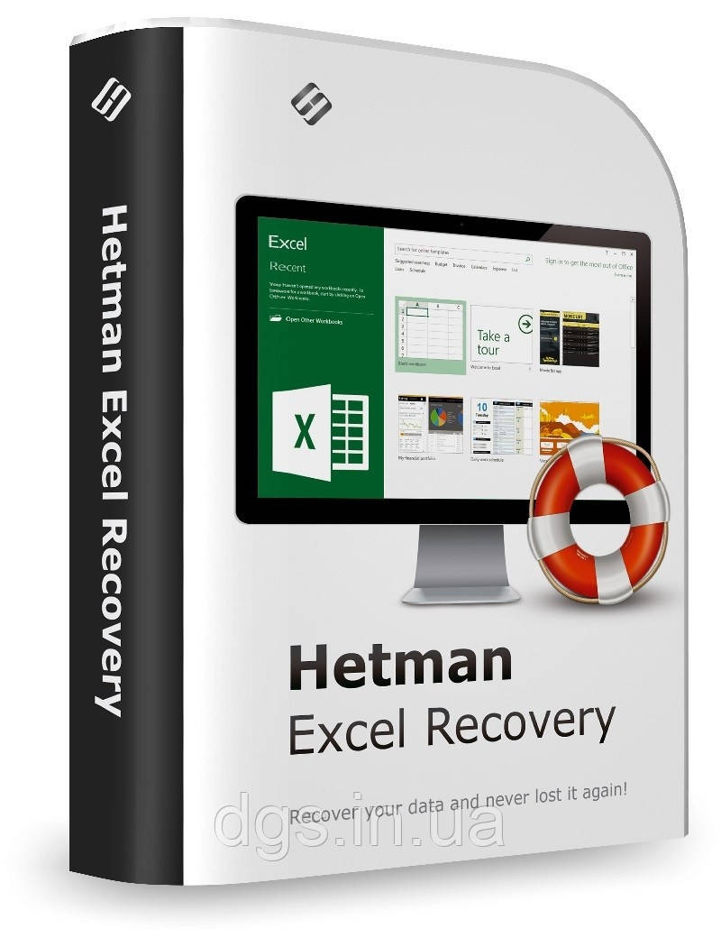 Программа Восстановления Данных Гетьман Hetman Excel Recovery Коммерческая Версия