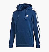 Худи Adidas Monogram Hoody Blue DV2068