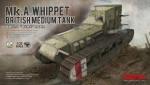 Британский средний танк Mk.A ' Whippet''    1\35    MENG