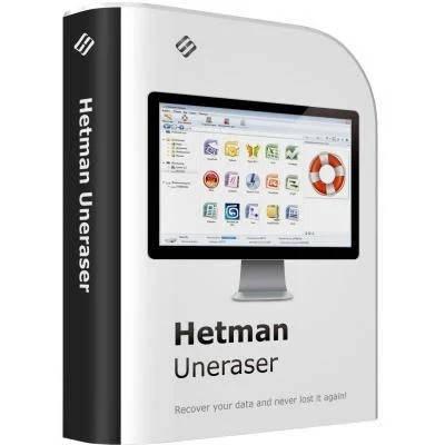 Программа Восстановления Данных Гетьман Hetman Uneraser Коммерческая Версия, фото 2