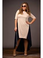 Женское красивое платье больших размеров