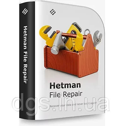 Программа Восстановления Данных Гетьман Hetman File Repair Коммерческая Версия, фото 2