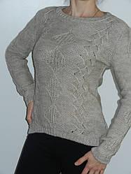 Женский свитер зимний