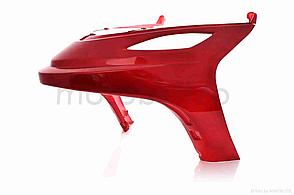 Пластик скутер  FADA  QT8  клюв, красный