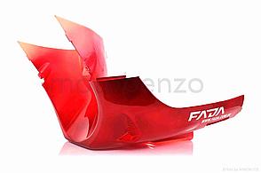Пластик скутер  FADA  QT8  подклювник, красный