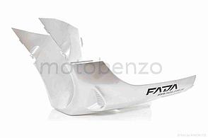 Пластик скутер  FADA  QT8  подклювник, серый