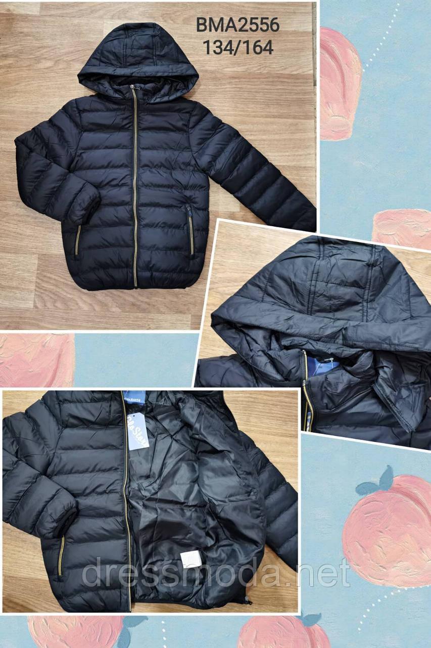 Стьобані куртки для хлопчиків Glo-Story 134-164 р. р