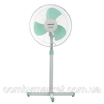 Вентилятор підлоговий (2 шт в уп., 45 Вт) ViLgrand VF400