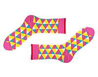 Шкарпетки (Носки Cемми Айкон) Sammy Icon - Illusion Pink