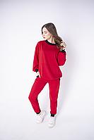 Молодежный женский спортивный костюм Орио 44-60 размер разные цвета