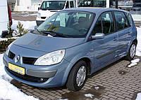Лобовое стекло на Renault Scenic (Минивен) (2003-2009)