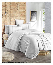 Комплект постільної білизни ранфорс de lux First Choice Gala Beyaz Сімейний