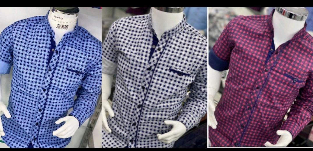 Рубашки для мальчиков 7-13 лет