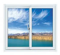 Окно металлопластиковое 1200*1400 Aluplast 2000 3-х камер